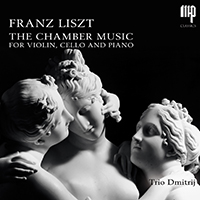 Franz Liszt The Chamber Music - Trio Dmitrij